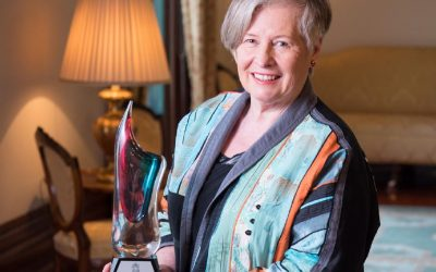 Robin Gale-Baker awarded Victorian Senior of the Year 2018