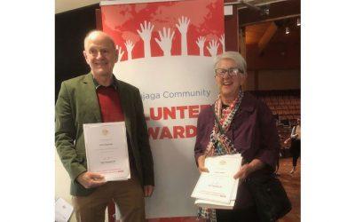 Jagajaga Electorate Community Volunteers Award