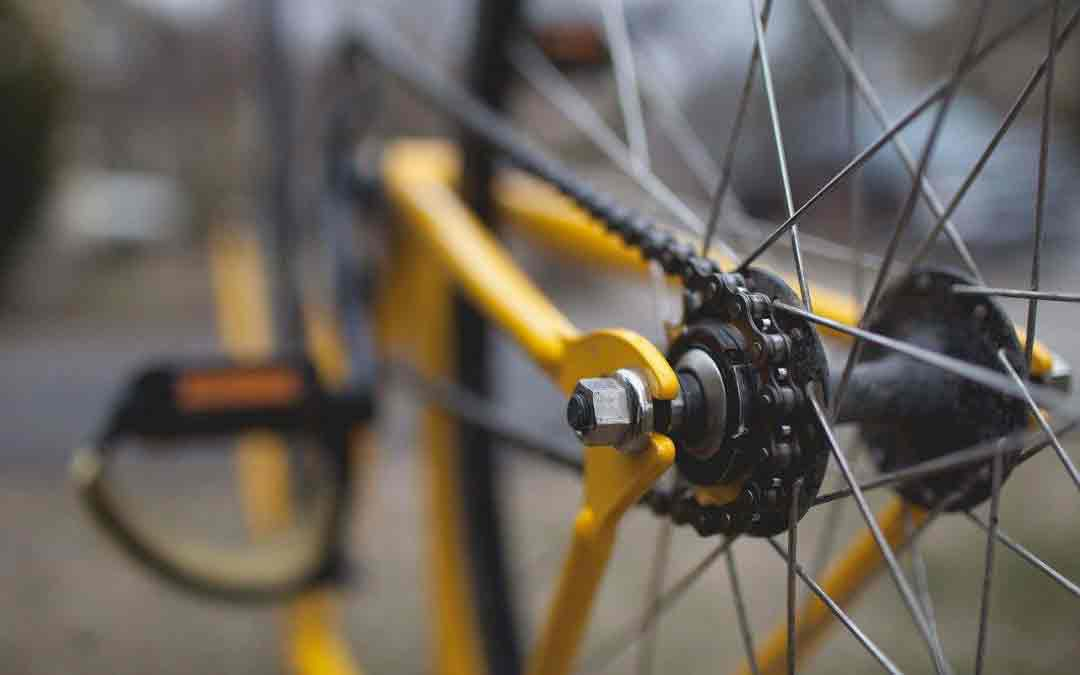 Are bicycles the new black?
