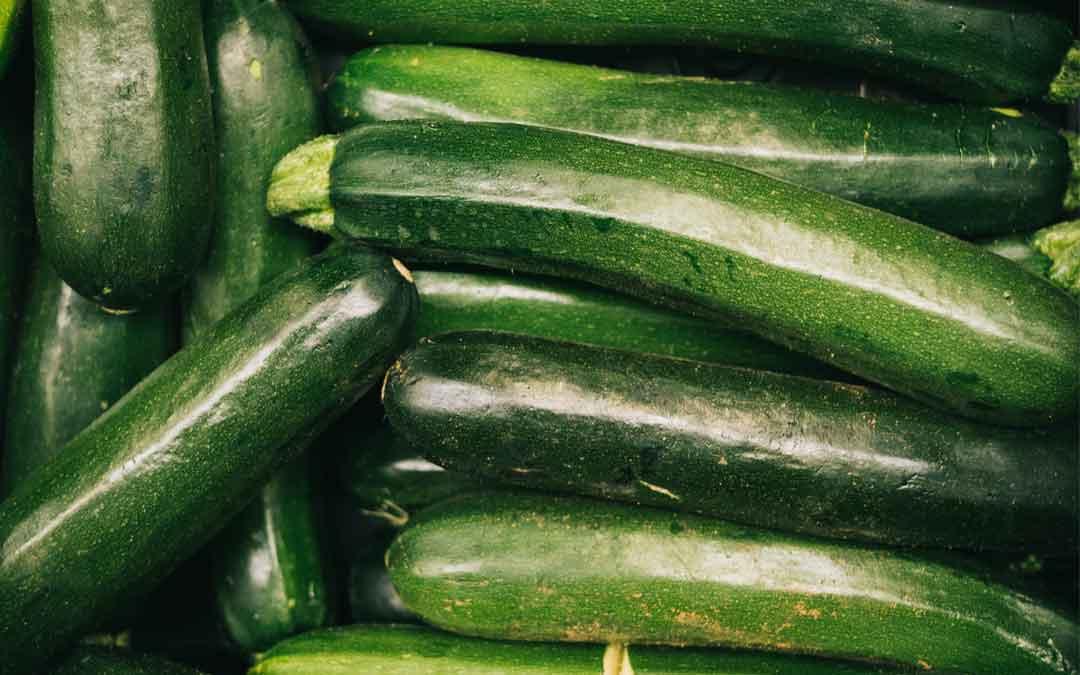 A glut of zucchini