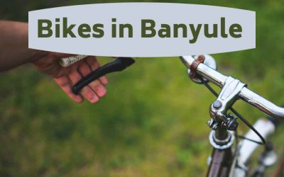 Bikes in Banyule