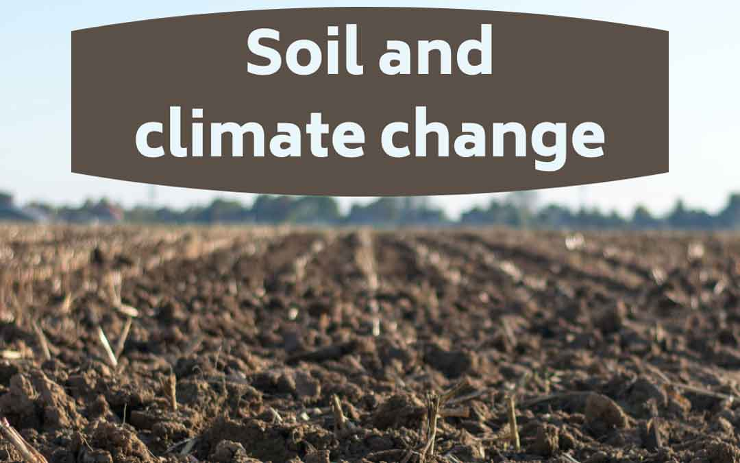 Soil and climate change – part 1